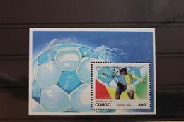 Kongo (Brazzaville) Block 111 Mit 1362 ** Postfrisch Fußball WM 1994 #RL273 - Congo - Brazzaville