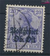 Postgebiet Oberbefehl Ost 8c Gestempelt 1916 Germania (9260564 - Deutschland