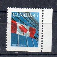 CANADA - 1995 - DRAPEAU - FLAG - - 1952-.... Règne D'Elizabeth II