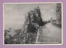 Trieste - Strada Napoleonica E Miramare - Trieste