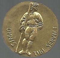 Brisighella, Anni '90, Feste Medioevali, Medaglia Similoro, Cm. 3,7 - Italia