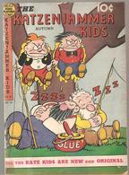 This Is A King Features COMIC THE KATZENJAMMER KIDS Autumn 1949 - Livres, BD, Revues