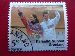 Groenland Prince Frederik Princesse Mary Gronland - Groenland