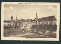 Abbaye Saint Martin - Ligugé ( Vienne ) , Vue Générale Est  - Gad108 - Autres Communes