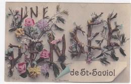 Vienne - Une Pensée De St-Saviol - Autres Communes
