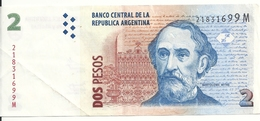 ARGENTINE 2 PESOS ND VF P 352 - Argentine