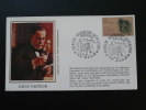 Biology Louis Pasteur Vaccination FDC 58193 - Louis Pasteur