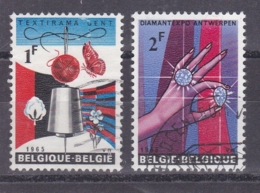 Belgie COB° 1313-1314 - Belgique