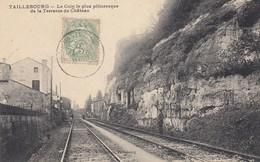 17 - Taillebourg - Le Coin Le Plus Pittoresque De La Terrasse Du Château - Ligne De Nantes - France