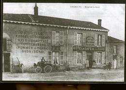 CHAMBLEY LE CAFE         JLM - Chambley Bussieres