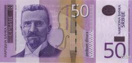Serbie 50 Dinara (P48) 2011 -UNC- - Serbie