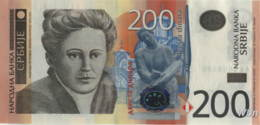 Serbie 200 Dinara (P50) 2011 -UNC- - Serbie