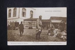 SERBIE - Carte Postale -  Kavadar - Soldat Acheteur De Légumes En 1917 - L 21687 - Serbie