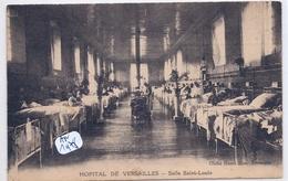 VERSAILLES- HOPITAL- SALLE SAINT-LOUIS - Versailles
