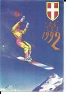 JEUX OLYMPIQUES HIVER - OLYMPICS WINTER GAMES ALBERTVILLE 1992 - ALEXEI - SAVOIE MONOSKI - Jeux Olympiques