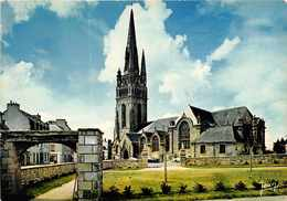 PLOARE -  L'église -   (edts Jean - Audierne  23- 717 - 1  ) - Autres Communes