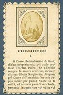 °°° Santino - Preghiere °°° - Religion & Esotérisme