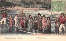 Pérou - Ethnic / 68 - Chanchamayo - Indios Campas - Peru