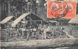 Pérou - Ethnic / 80 - Indios Piros - Belle Oblitération - Perù