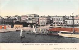 Puerto Rico / 08 - La Marina From Harbor - San Juan - Puerto Rico