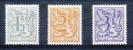 D - [151721]N° 1902P6/04P6, Chiffre Sur Lion Et Banderole, Papier Polyvalent, SNC - Belgien