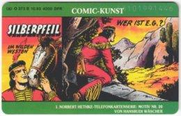 GERMANY O-Serie A-667 - 373B 10.93 - Comics, Silberpfeil - MINT - Germany