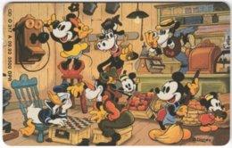 GERMANY O-Serie A-677 - 317A 09.93 - Comics, Walt Disney, Mouse Family - MINT - Germany