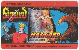 GERMANY O-Serie A-680 - 255 09.93 - Comics, Sigurd - MINT - Germany