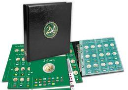 SAFE 7341-B3 Premium-Münzen-Album 2-Euro Band 3 Für Die Jahre 2015 Bis 2018 - Supplies And Equipment