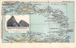 Sainte Lucie / 05 - Map - Sainte-Lucie