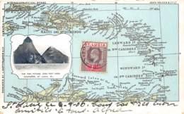 Sainte Lucie / 10 - Map - Sainte-Lucie