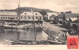 Sainte Lucie / 11 - Prince Alfred Basin - Sainte-Lucie