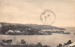 Sainte Lucie / 13 - La Toc From Vigie - Sainte-Lucie