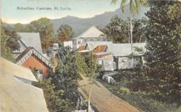 Sainte Lucie / 18 - Suburban Castries - Sainte-Lucie