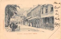 Sainte Lucie / 24 - Bourbon Street - Castries - Sainte-Lucie