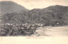Sainte Lucie / 25 - Soufrière - Sainte-Lucie
