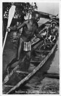 Surinam - Ethnic / 05 - Bosnegers In Corjaal - Surinam