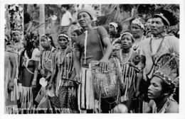 Surinam - Ethnic / 07 - Inidanen In Feestdos - Surinam