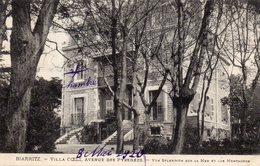 / Biarritz - Villa Coeli , Avenue Des Pyrénées - Biarritz