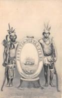 Surinam - Ethnic / 11 - Ons Wapen - Surinam