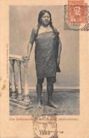 Surinam - Ethnic / 12 - Een Indiaansche Vrouw - Surinam