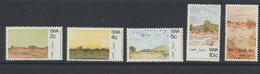 South West Africa - Sud Ouest Africain  1973  Tableaux D' Adolph Jentsch   *** MNH - Afrique Du Sud-Ouest (1923-1990)
