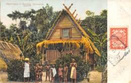 Surinam - Topo / 20 - Negernaus In Ganzee - Belle Oblitération - Surinam