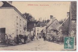 Indre - Obterre - Route De Loches - France