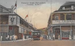 Trinidad - Topo / 15 - Port Of Spain - Trinidad