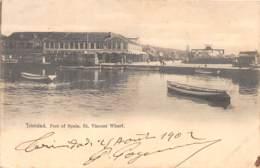 Trinidad - Topo / 17 - Port Of Spain - Trinidad