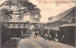 Trinidad - Topo / 20 - High Street - San Fernando - Trinidad