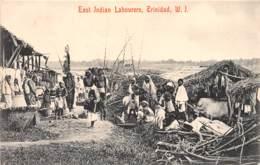 Trinidad - Topo / 21 - East Indian Labourers - Trinidad