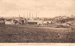 Trinidad - Topo / 30 - Sugar Factory - Usine St. Madeleine - Trinidad