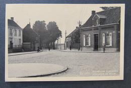 Cpa/pk Niel Boomsche Steenweg - Niel